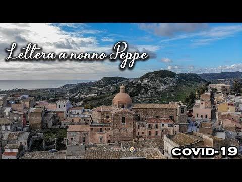 Siculydrone - Lettera a Nonno Peppe -Siculiana AG - Covid-19