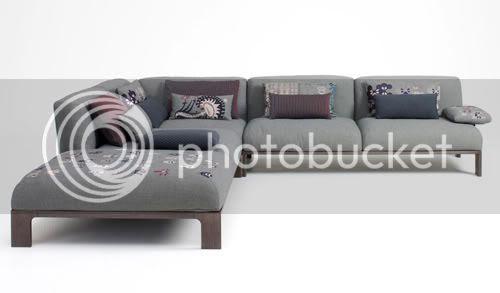 design traveller  patterned sofas  modern ornamental