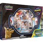 Pokemon Trading Card Game Detective Pikachu Greninja-GX Case File [7 Booster Packs, Promo Card, Oversize Card & Pin]
