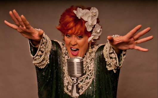 "From the famous TV series Hee Haw – Music Charts Magazine® Presents ""Lulu Roman"""