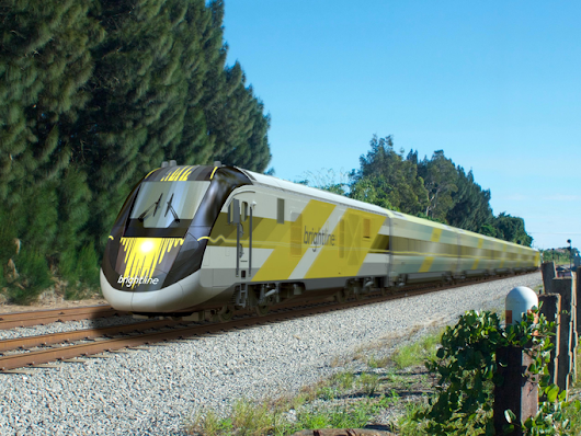New Florida train service to whisk passengers between Miami and Orlando | SOBE Luxury Homes