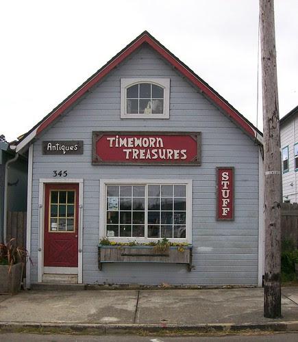 Timeworn Treasures