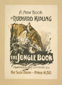 A new book by Rudyard Kipling.... Digital ID: 1543350. New York Public Library