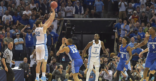 North Carolina Outlasts Kentucky in a Battle of Aristocrats to Reach the Final Four
