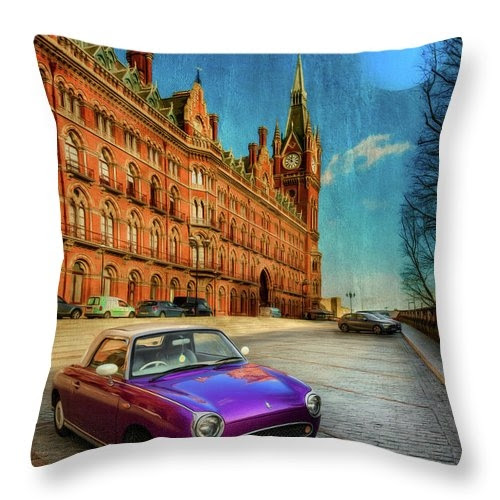 "Adrian Evans sold a Throw Pillow - 18"" x 18"" on FineArtAmerica.com!"