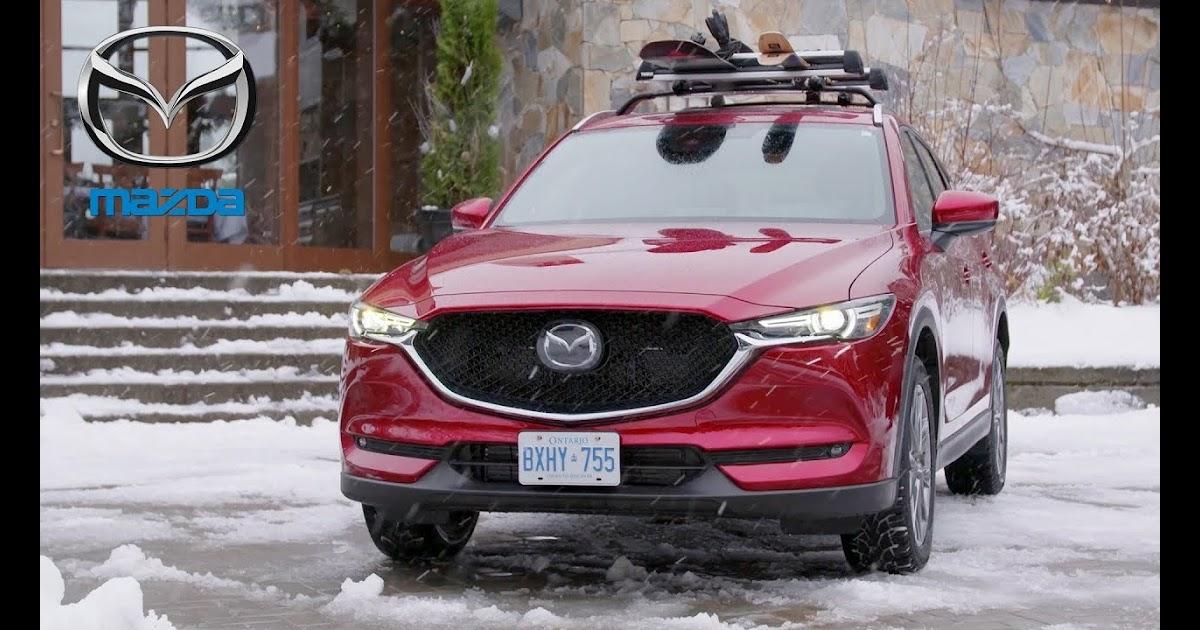 2019 Mazda Cx 5 With Roof Rack - Mazda CX 5 2019