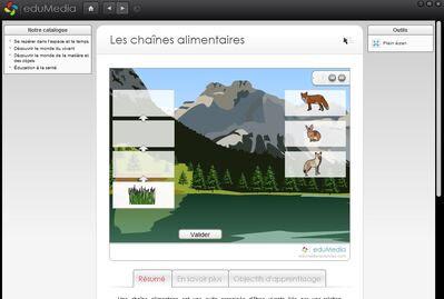 Découverte du monde  - des animations interactives