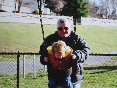 Dad & Stinkerbelle