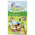 """Poopy Products 66-6 Extra Large Giant Deluxe Cat Pan Liners, 36"""" X 19"""", 6-count"""