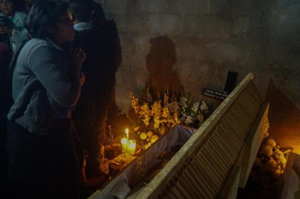 AUMENTAN A 27 LAS MUERTES POR ETA EN MÉXICO