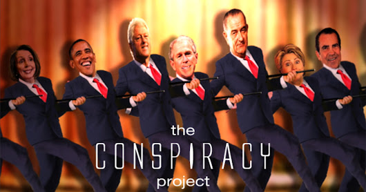 Help The CONSPIRACY Project reach its funding goal today!