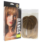 Hairdo I0085998 Modern Fringe Clip in Bang - R1416T Buttered Toast by Hairdo for Women