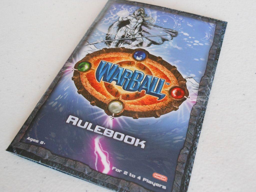 Warball rulebook