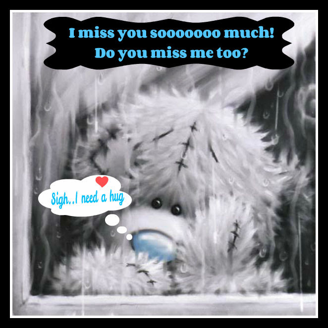 I Miss You Sooooo Much Do You Miss Me Too Pictures Photos And