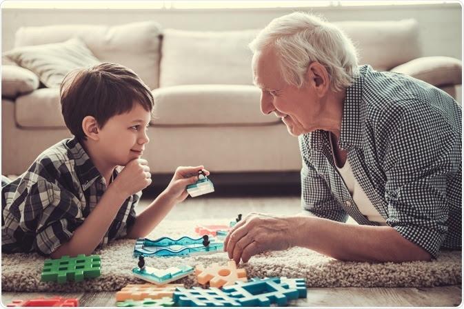 Explaining Alzheimer's to Children