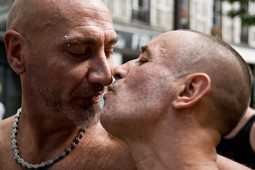 Flickr: philippe leroyer - Lesbian & Gay Pride (150) - 28Jun08, Paris (France)