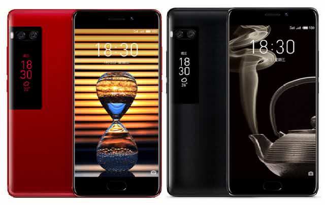Meizu PRO 7, PRO 7 Plus with Dual Display, Dual Rear Cameras Goes Official