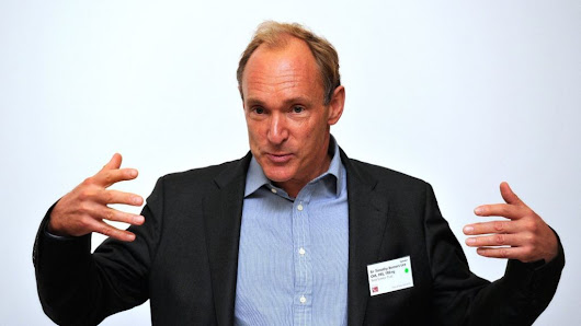 Web inventor Sir Tim Berners-Lee slams UK and US net plans - BBC News