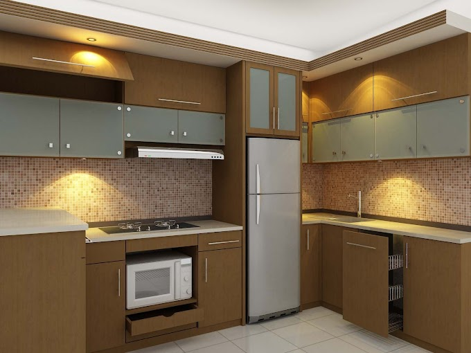 Kitchen Set Dapur Minimalis   Ide Rumah Minimalis
