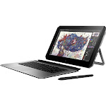 HP ZBook x2 G4 Detachable Workstation 14″ - Core i5 8250U 1.6 GHz - 8 GB RAM - 128 GB SSD