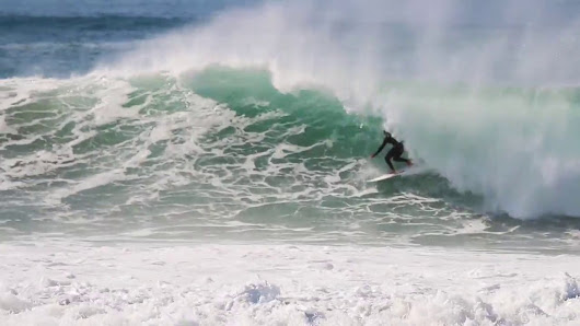 Surfing with Kaito Kino - the winter 2014 highlights.