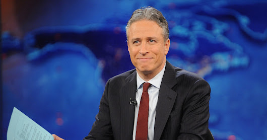 Jon Stewart Addresses Charleston Shooting in 'Daily Show' Monologue - The New York Times