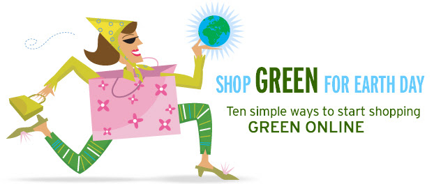 Spring Green Shopping