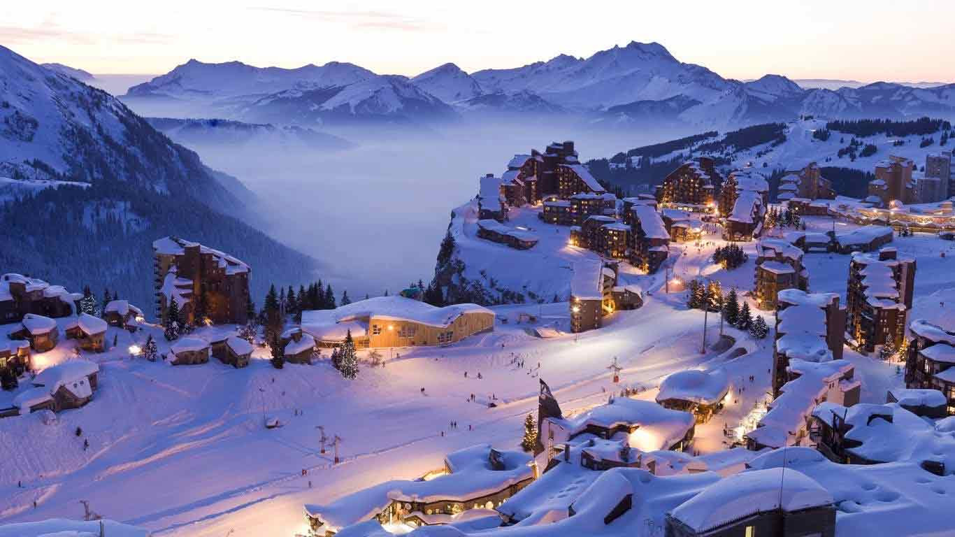The Best Family Ski Resorts in France  PowderBeds