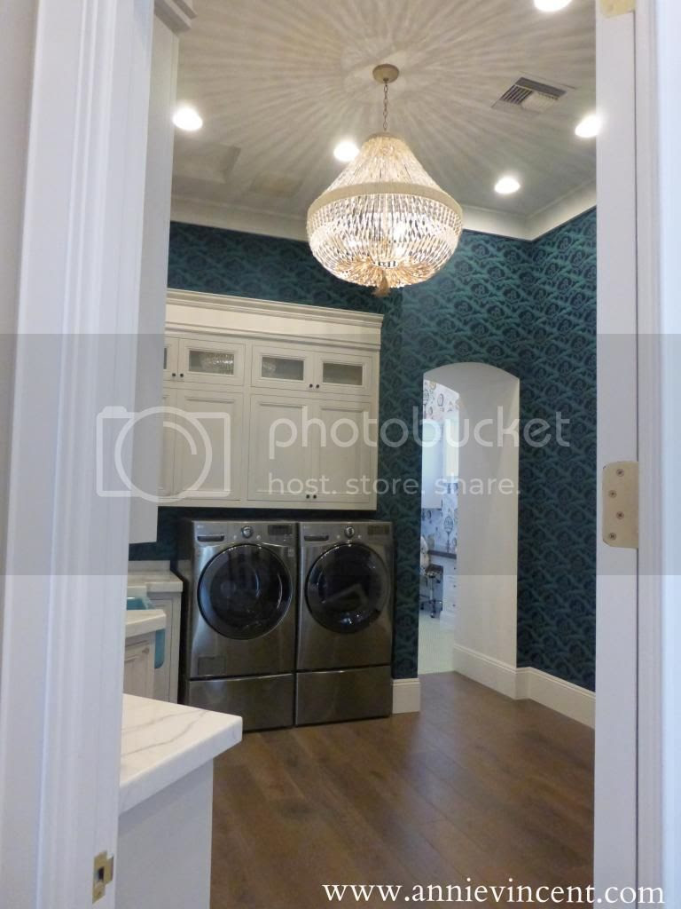 laundry room design walls street of dreams