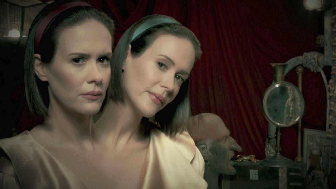 American Horror Story Freak Show Breaks Records Gets Fifth