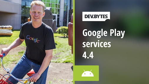 Google Play Services 4.4 Now Released /with +Magnus Hyttsten  #android  …
