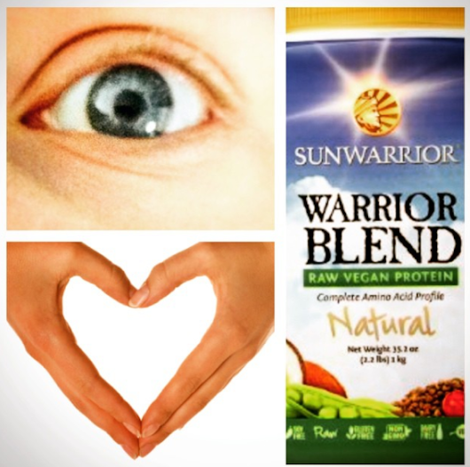 Sunwarrior Warrior Blend | Organic Vegan Protein
