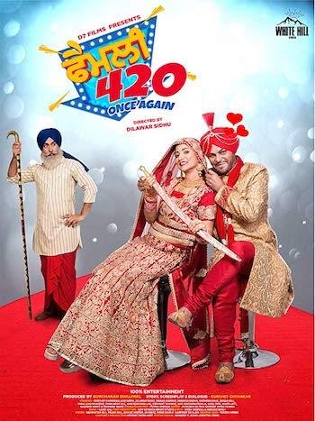 Family 420 Once Again 2019 Punjabi 480p HDRip 350MB