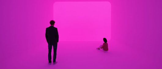 "James Turrell ""The Substance of Light"" • Digicult 