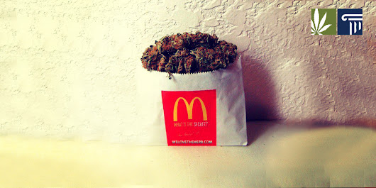 420-Friendly McDonalds: Too Good to Be True? - Marijuana and the Law