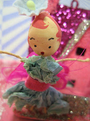 Sugar Pink Fairy House! 5