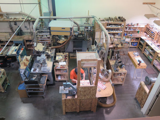Tour the Blue Spruce Factory