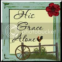 His Grace Alone