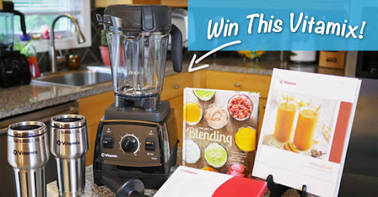 Win A Vitamix 7500 Contest!