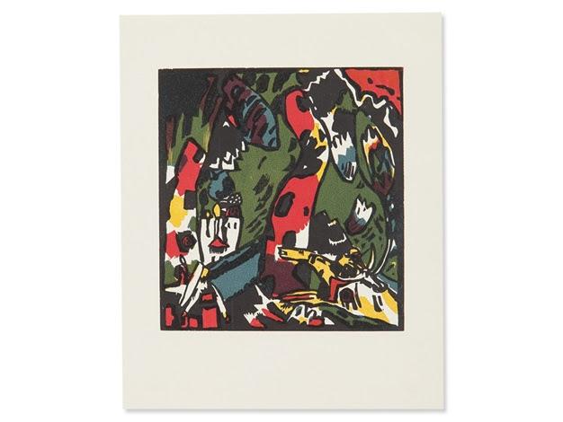 The Archer By Wassily Kandinsky On Artnet