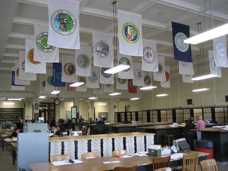 Record Hall Flags