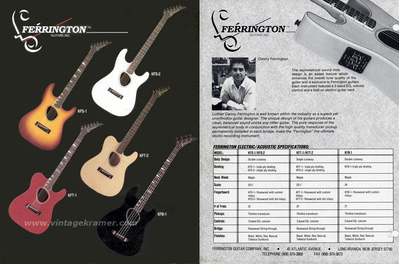 the unique guitar blog kramer ferrington fender telecoustic and ibanez talman. Black Bedroom Furniture Sets. Home Design Ideas