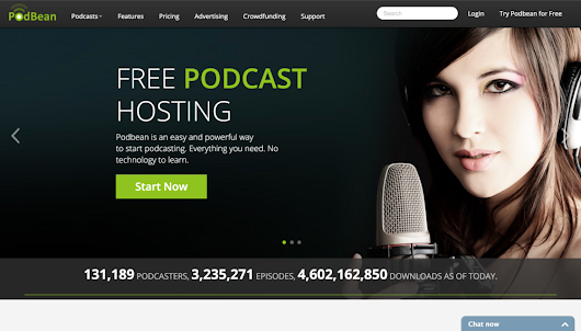 Podcast Hosting with Podbean - an Alternative to Libsyn
