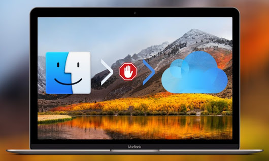 Did you properly disable all automatic macOS Files & Folder uploads to iCloud? – Swiss Mac User