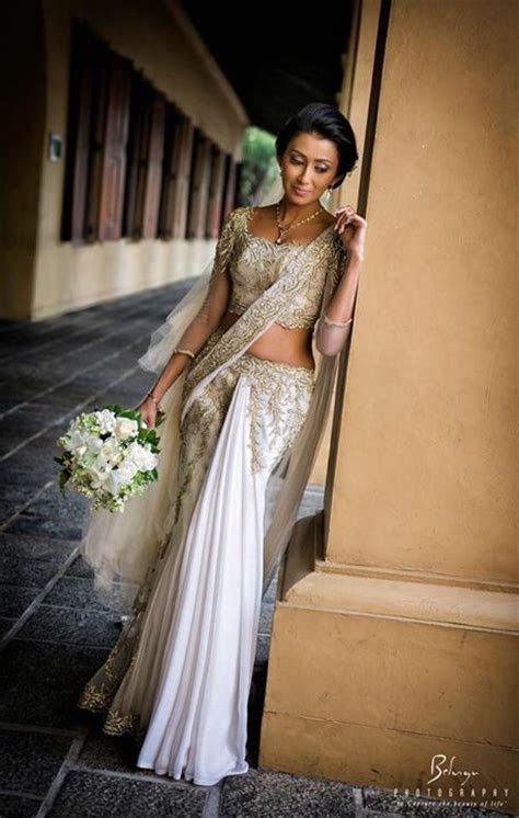 White Bridal Saree that you Feel ?Dreams Come True
