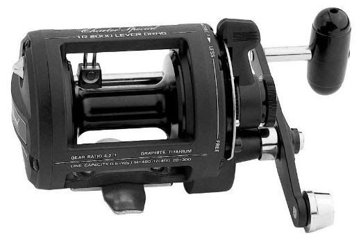 Shimano Charter Special Review: Lightweight Lever Drag Reels - FishtFight