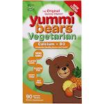 Hero Nutritionals, Calcium With Vitamin D3 Vegetarian, 90 Chewables