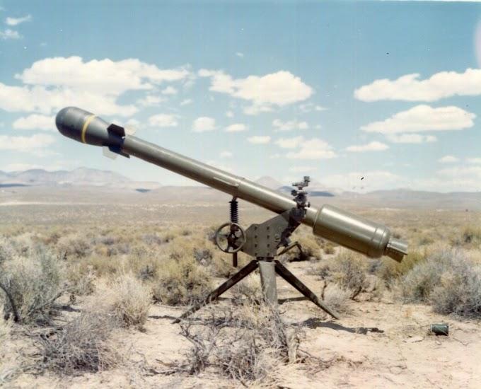 Pequeno, mas mortal: como o foguete Davy Crockett disparava bombas nucleares