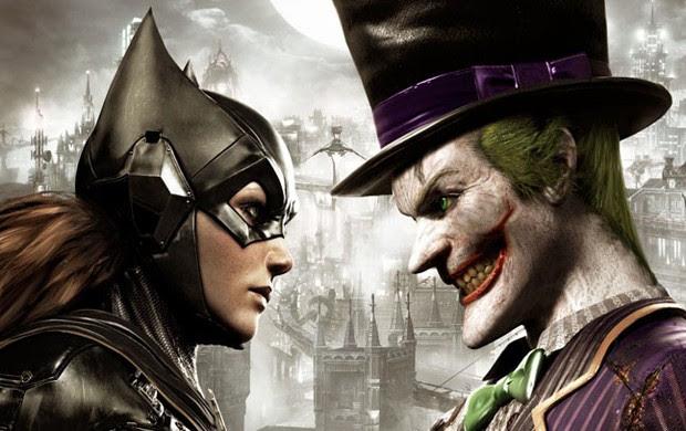 Batgirl e Coringa são estrelas do primeiro DLC de 'Batman: Arkham Knight' (Foto: Divulgação/WB Games)