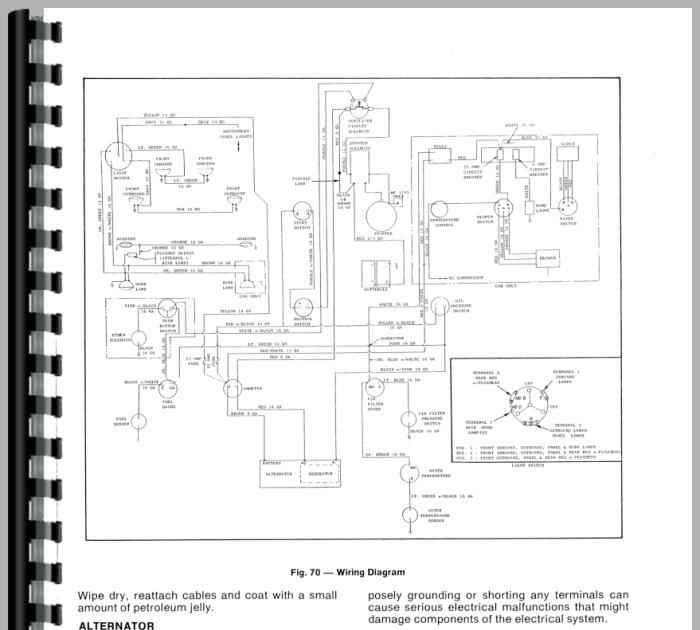 20 Lovely Massey Ferguson 135 Wiring Diagram
